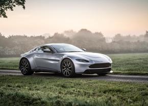 Aston Martin Vantage Revenant grille