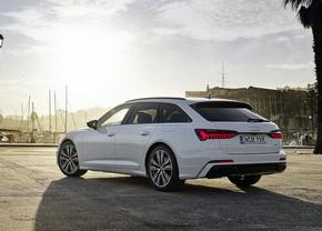Audi A6 Avant plug-in 2020 tfsi e quattro