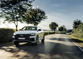 Audi Q8 TFSI e hybride fiscaal 2020