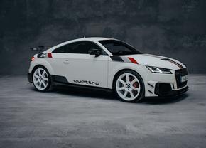 Audi TT RS 40 Jahre Quattro 2020