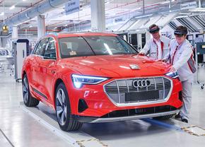 Audi Vorst productie stop corona