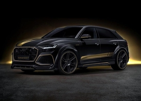Manhart RQ 900 Audi RS Q8 tuning sound