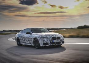 BMW 4 Reeks Coupé 2020