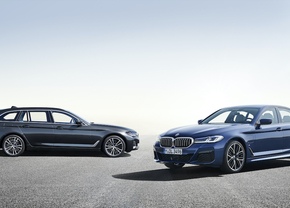 BMW 5 Reeks facelift 2020 prijs