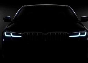 BMW 5 Reeks LCI facelift 2020