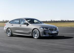BMW 6 Reeks Gran Turismo facelift 2020