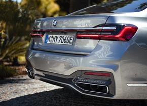 BMW 7 Reeks elektrisch
