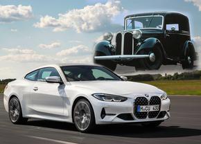 BMW Grille design 2020