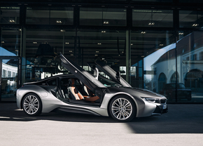 BMW i8 productie 2020