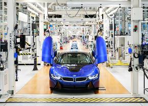 BMW i8 einde productie 2020