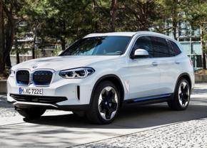 BMW iX3 2020 elektrisch