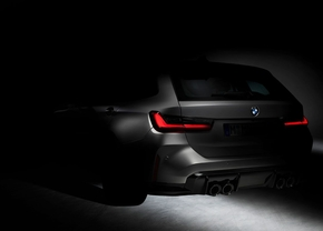 BMW M3 touring 2020 achterkant