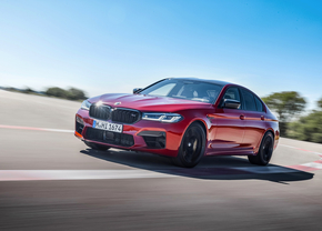 bmw m5 facelift 2020 official