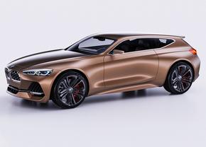 BMW Shooting Brake Render Vladimir Panchenko Vitali Enes 2020