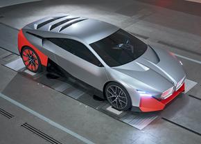 BMW Vision M Next productie