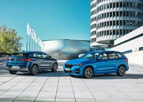 BMW X1 X2 xDrive25e 2020 prijs