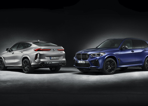 BMW X5 X6 M Competition First Edition 2020