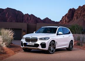 BMW X5 X6 xDrive 40d 2020