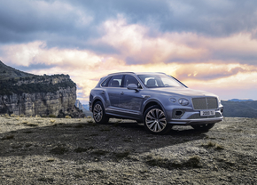 Bentley Bentayga facelift 2020