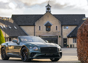 Bentley Continental GT Convertible Mulliner Equestrian Edition 2020