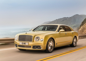 Bentley Mulsanne opvolger