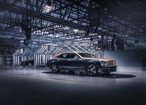 Bentley Mulsanne productie einde 2020