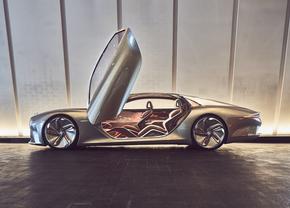 Bentley elektrisch 2030