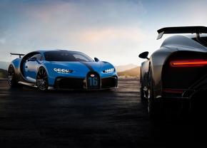 Officieel: Bugatti Chiron Pur Sport