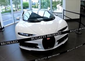 Bugatti Chiron Sport prijs lease