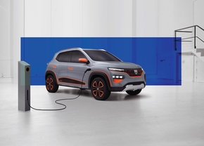Dacia Spring elektrisch 2020