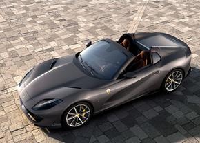 Ferrari auto's verkocht 2019