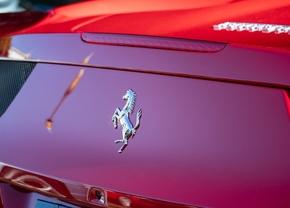 Ferrari Purosangue naam