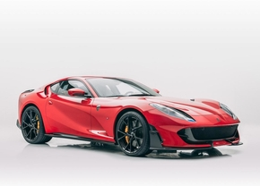 Mansory Softkit Ferrari 812 Superfast