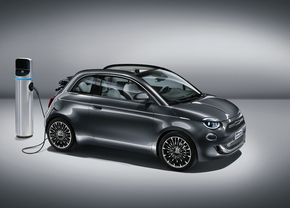 Fiat au Salon de l'auto de Bruxelles 2021