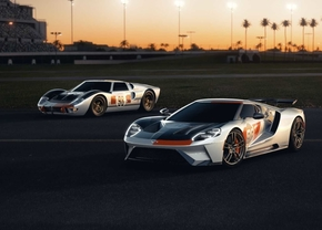 Ford GT heritage edition 2020
