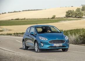 Ford Fiesta mild hybrid 2020