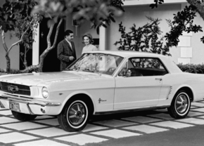 Gale Halderman Ford Mustang