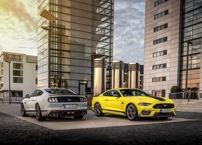 Ford Mustang Mach 1 prijs België 2020