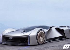 Fordzilla P1 Concept (2020)