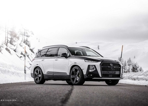 Hyundai Santa Fe tuning Carlex
