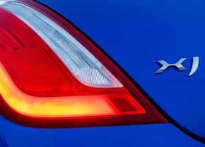 Jaguar XJ elektrisch 2021