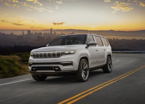 Jeep Grand Wagoneer Concept SUV hybride 2020