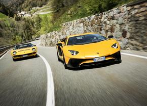 Lamborghini beurs Volkswagen