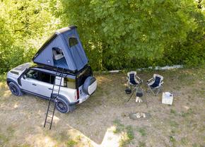 Land Rover Defender daktent Autohome