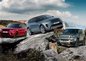 Land Rover Sales