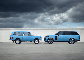 Range Rover Fifty 2020