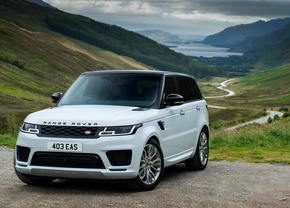 Range Rover Ingenium diesel