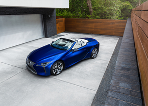 Lexus LC Convertible Regatta Edition 2020