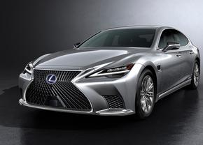 Lexus LS facelift 2020