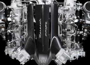 Maserati MC20 Nettuno motor 2020
